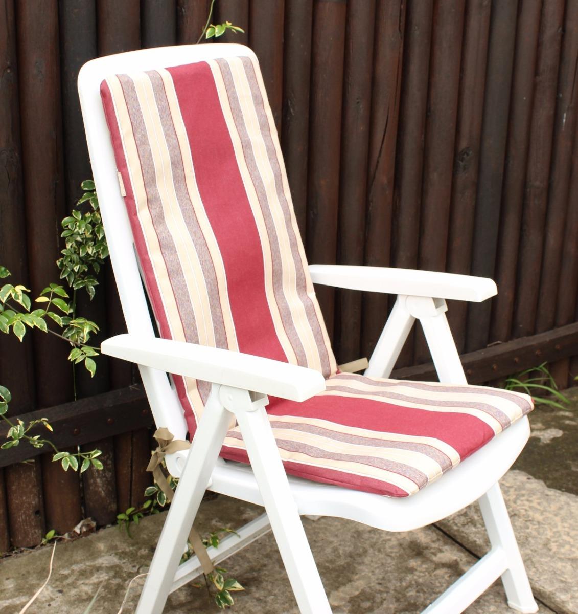 Almohadones para sillas sillones y reposeras 250 00 - Almohadones para sillas ...