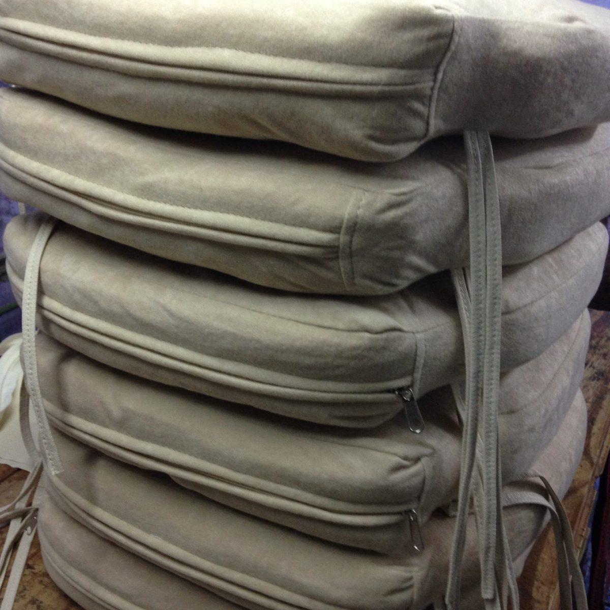 Almohadones para sillas windsor 480 00 en mercado libre - Almohadones para sillas ...