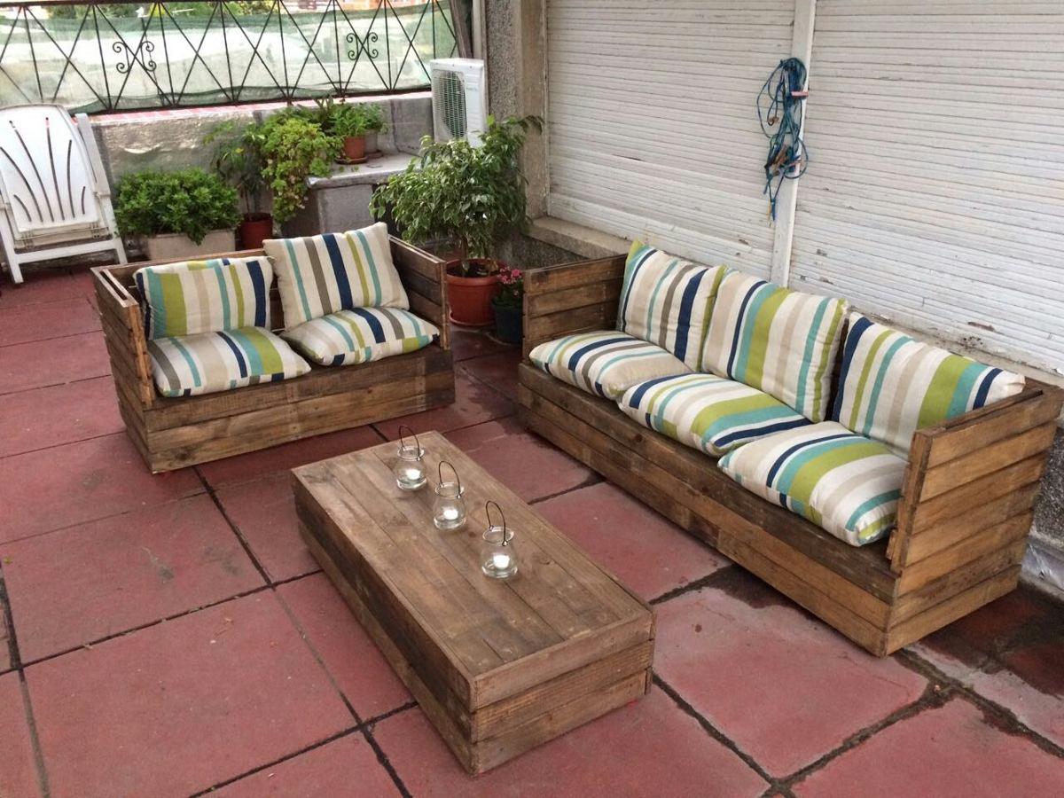 Almohadones para sillones de palier 550 00 en mercado - Almohadones para sillas ...