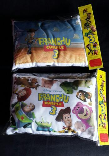 almohadones personalizados souvenirs
