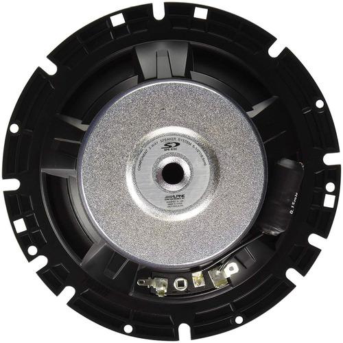 alpine sps 610c 6 1 2 component 2 way type s