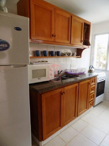 alquila apartamento 2 dormitorios , 2 baños - ref: 1092