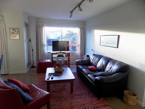 alquila apartamento 2 dormitorios , 2 baños - ref: 995