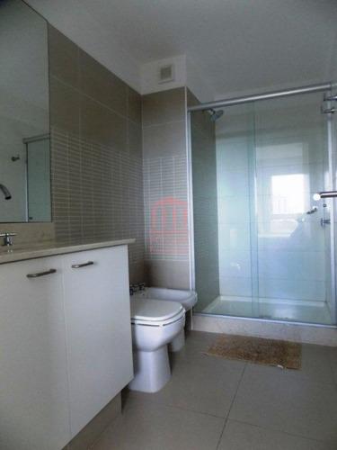 alquila apartamento dos dormitorios , dos baños  - ref: 1314