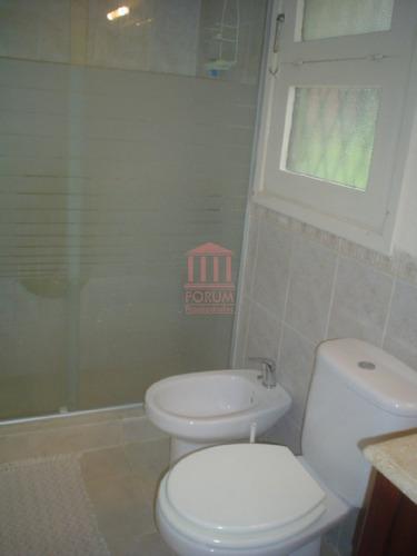alquila casa 3 dormitorios , 2 baños - ref: 709