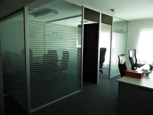 alquile gran oficina equipada zona mdeo shopping, wtc