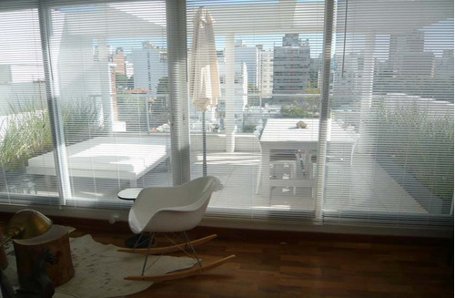 alquile penthouse pocitos 2 dormitorios