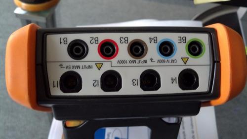 alquiler analizador de redes eléctricas