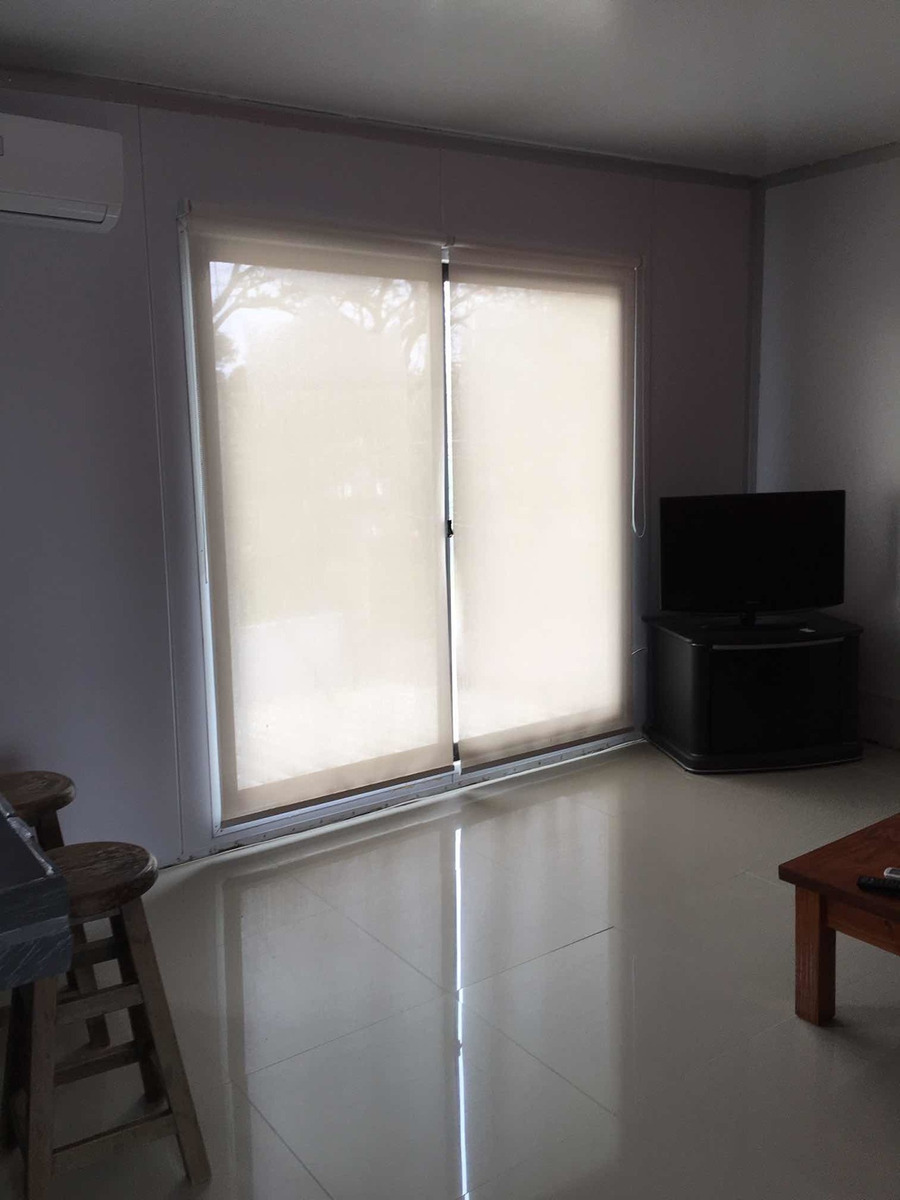 alquiler anual apartamento amueblado 1 dormitorio, atlantida