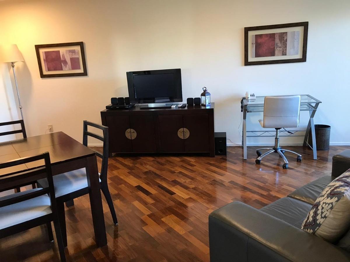 alquiler apartamento 1 dormitorio - equipado / servicios