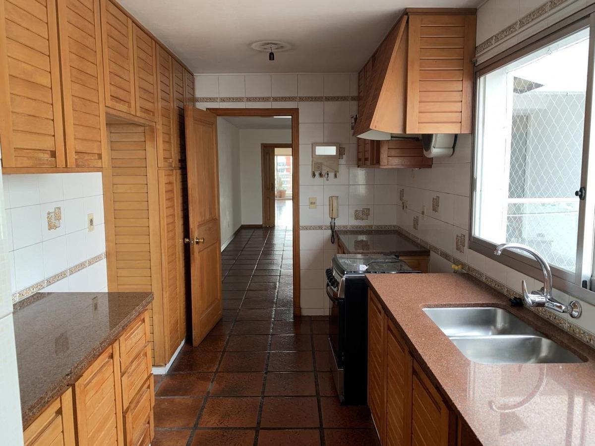 alquiler apartamento 3 dormitorios vista al parque garaje