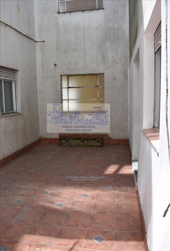 alquiler apartamento de un dormitorio con patio en pocitos