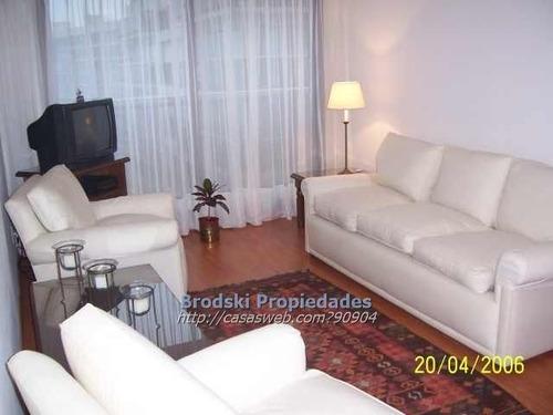 alquiler apartamento equipado -3 dormitorios y garaje