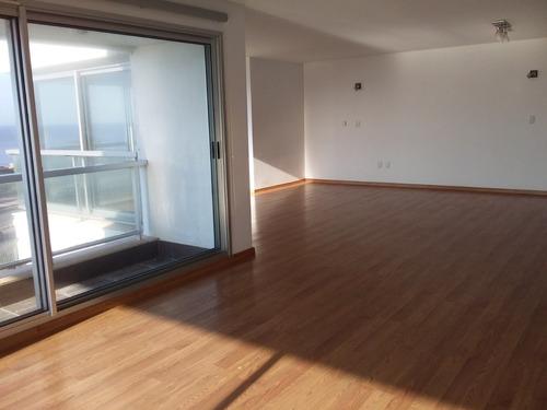 alquiler apartamento  frente al mar , rambla malvin