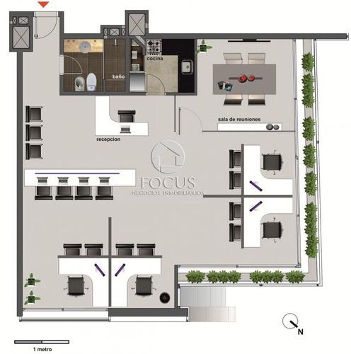 alquiler apartamento oficina centro a convenir.
