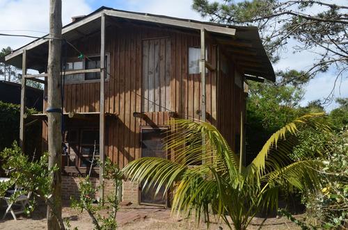 alquiler cabaña punta del diablo zona rivero-playa grande