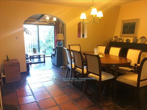 alquiler casa 3 dormitorio fondo jardin cochera carrasco sur