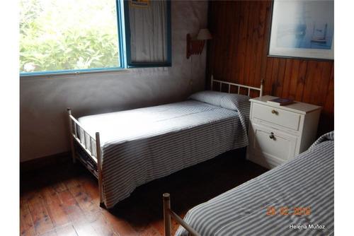 alquiler casa, 5 dormitorios,50 metros de la playa