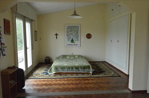 alquiler casa 6 dormitorios y servicio zona carrasco sur