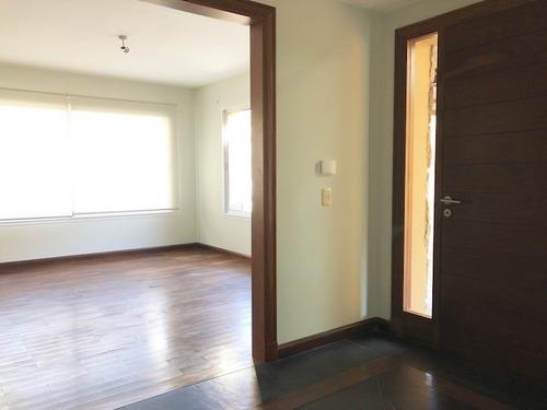 alquiler casa barrio privado 4 dormitorios parrillero