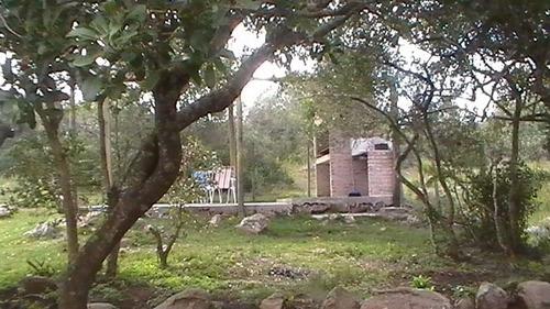 alquiler casa cabaña en villa serrana