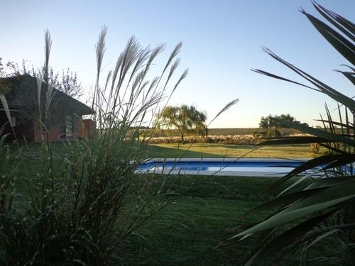 alquiler casa con piscina - cuchilla alta