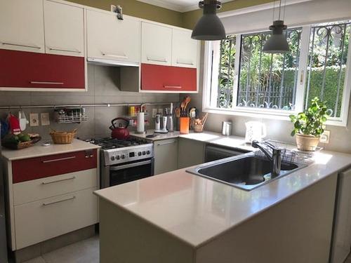 alquiler casa parque rodo 3 dormitorios 2 garages jardin
