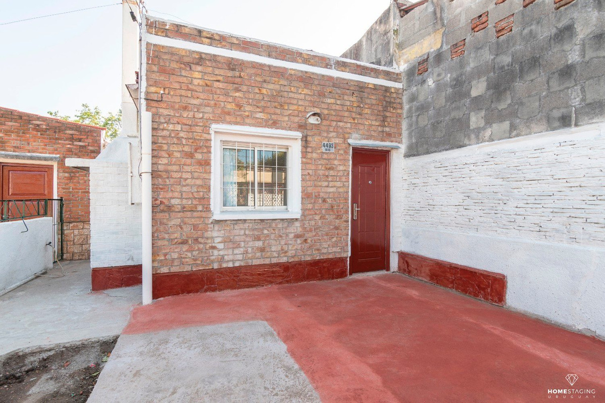 alquiler casa prado lugar para 1 auto y patio con parrillero