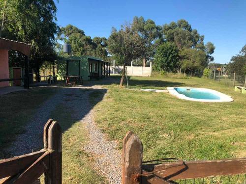 alquiler con piscina 1700 por dia