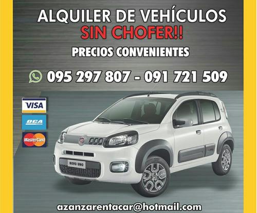 alquiler de autos 093616319