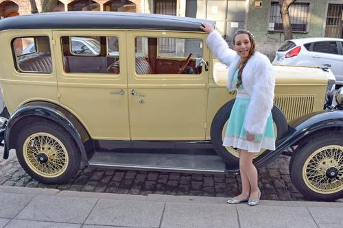 alquiler de autos antiguos para casamientos y cumpleaños