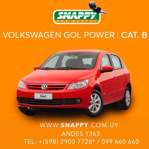alquiler de autos economicos sin chofer snappy car rental
