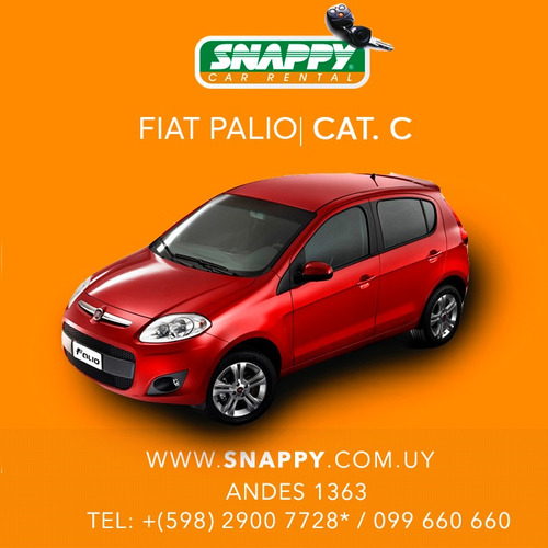 alquiler de autos economicos sin chofer snappy car rental