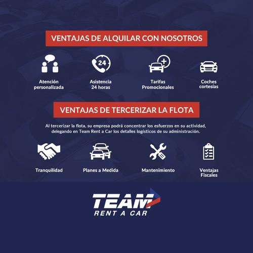 alquiler de autos economicos  - teamrentacar