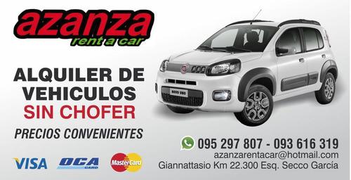 alquiler de autos precios convenientes 093616319