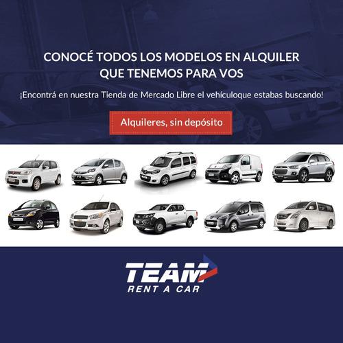 alquiler de autos   - teamrentacar