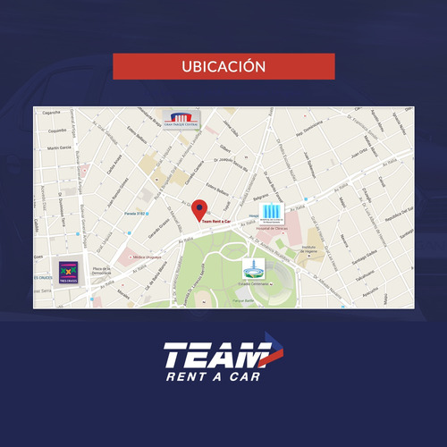 alquiler de autos  - uruguay - teamrentacar