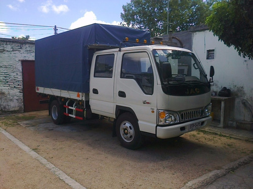 alquiler de camiones de transporte profesional