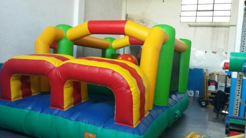 alquiler de castillos inflables y cama elastica