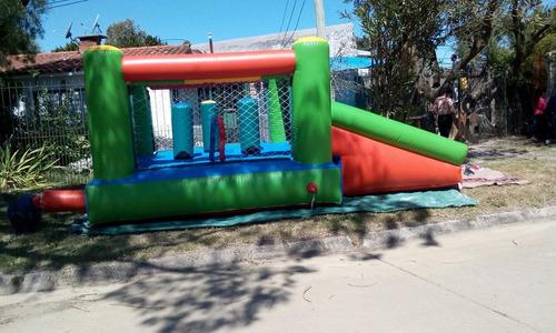 alquiler de castillos inflables y camas elastica !!