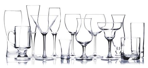 alquiler de copas y vasos