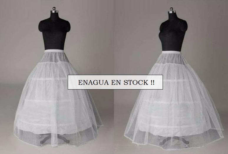 24d963c0 Alquiler De Enaguas Para Vestidos De 15 Novia Varios Modelos - $ 900 ...
