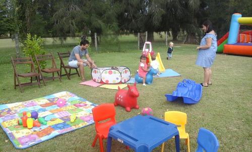 alquiler de juegos para niños de 1 a 4 años