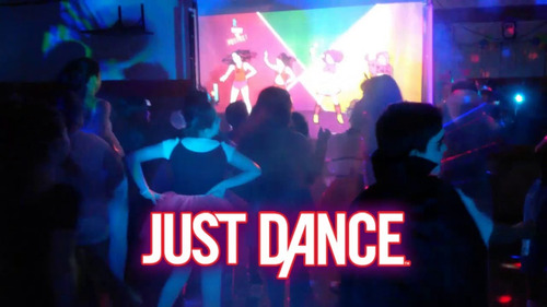 alquiler de just dance en pantalla gigante + karaoke