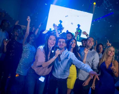 alquiler de karaoke a domicilio casas y clubes con animacion