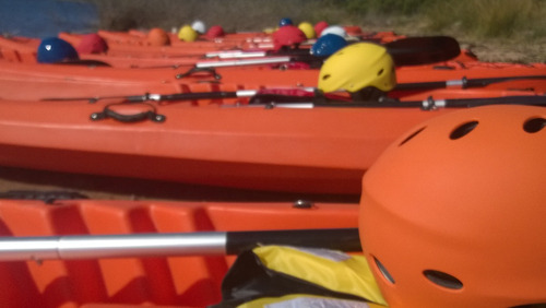 alquiler de kayaks y canoas para particulares y empresas