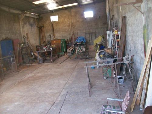 alquiler de local para taller o depósito