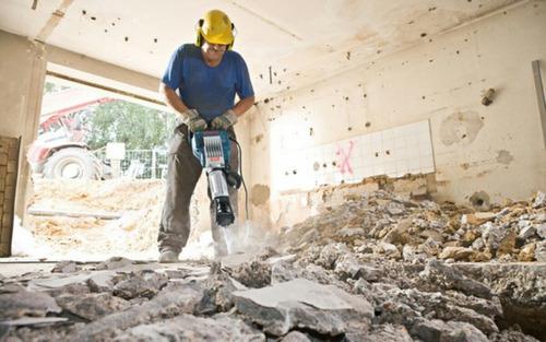 alquiler de martillo rotomartillo plancha compactadora