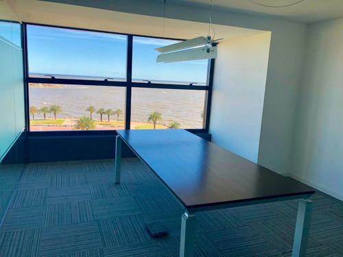 alquiler de oficina. vista al mar. 126m2