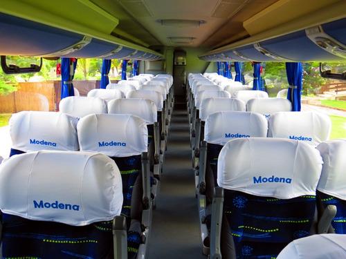 alquiler de omnibus, micros, vans. nacional e internacional.